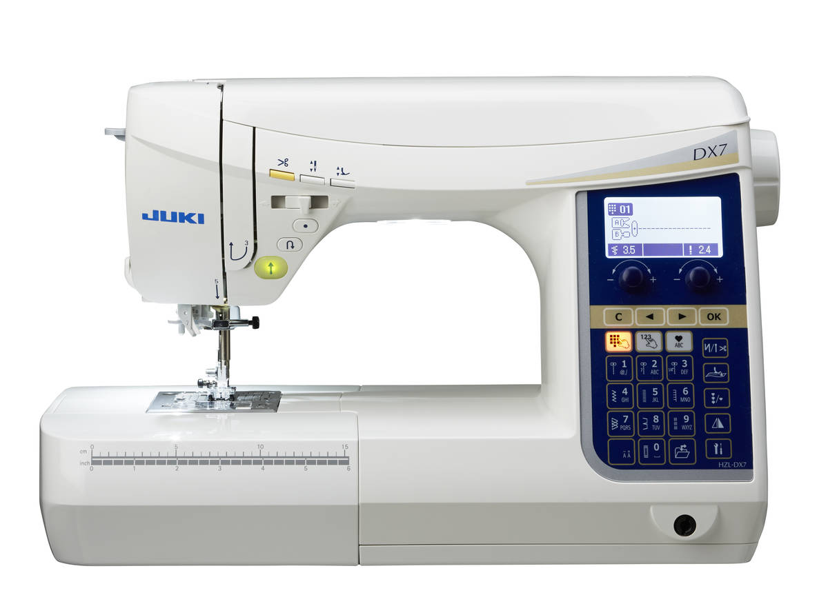 household sewing machinery business juki official
