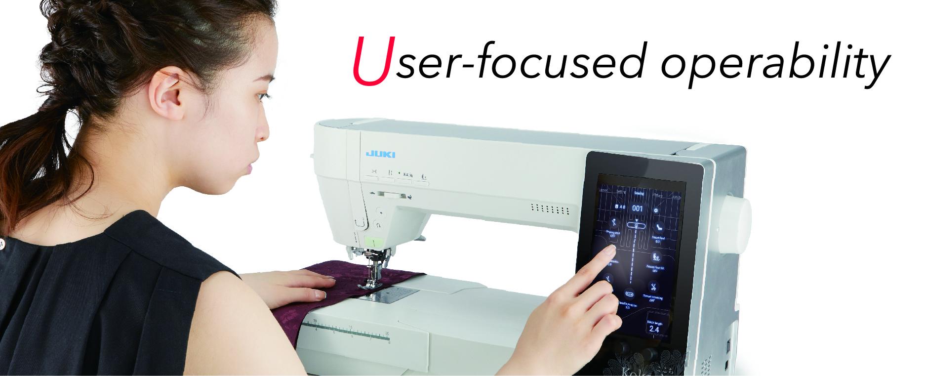 User-focused Operability