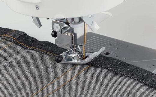 Box Feed - JUKI Industrial Sewing Machine Technology