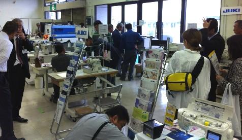 九州アパレルマシンショー2011